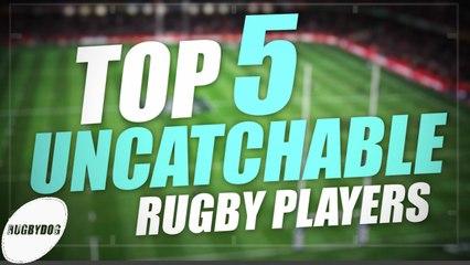 TOP 5 UNCATCHABLE PLAYERS