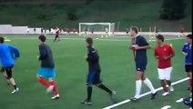 Football (1/5) Séance Physique Division d'honneur