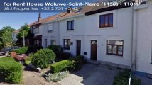 For Rent - House - Woluwe-Saint-Pierre (1150) - 110m²