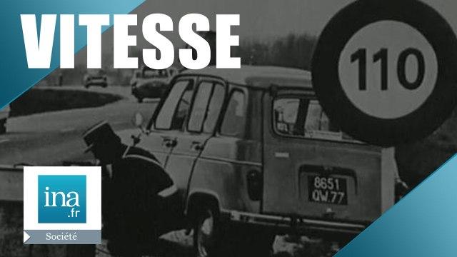 Limitation de la vitesse à 100km/h en France - Archive INA