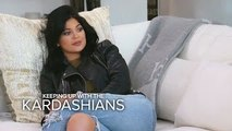 Kim K. Gives Kylie Jenner Sisterly Advice on Insecurities _ Keeping Up With The Kardashians