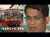 Why LTFRB wants GPS on buses?