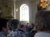 Skolavslutning, Skellefteå Landsförsamlings kyrka