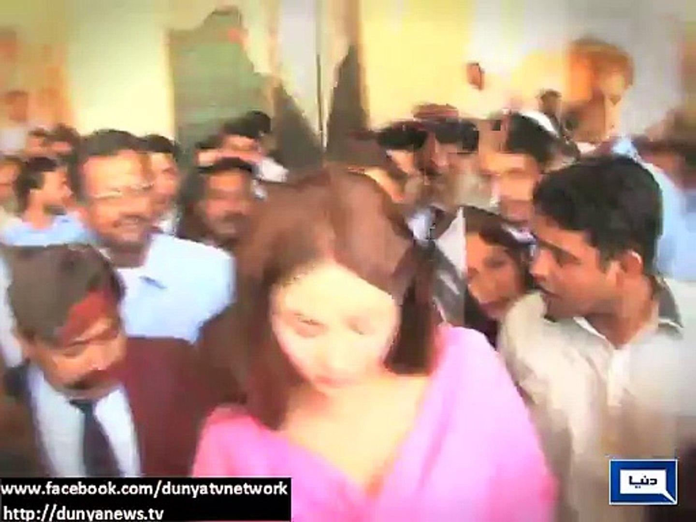 Ayyan Ali Makeup and Dress Charges