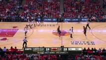 LeBron James Unstoppable _ Cavaliers vs Bulls _ Game 4 _ May 10, 2015 _ 2015 NBA Playoffs