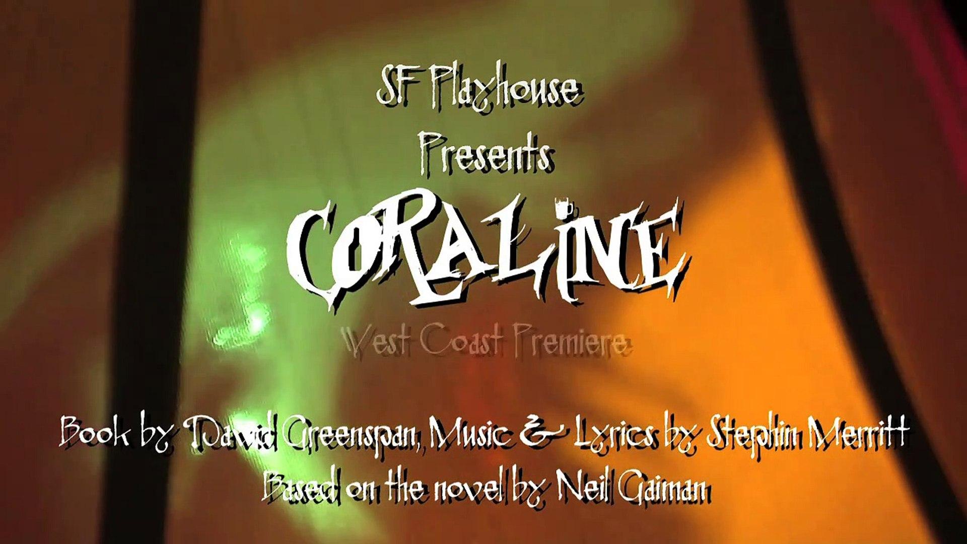 Behind the Scenes of Coraline