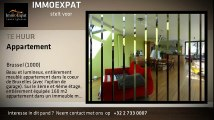 Te huur - Appartement - Brussel (1000)
