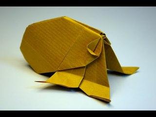 Origami - Pieuvre - Octopus [Senbazuru]