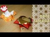 Origami - Boîte fantaisie - Fancy Box [Senbazuru]
