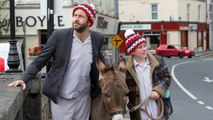 EXCLUSIVE: Chris O'Dowd Plays with Your Imagination in New Trailer for 'Moone Boy' Season 3