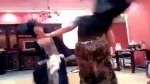 رقص بنات خليجي معلاية دقني خاص منزلي من مقاط