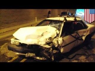Conductor se desmaya y causa accidente por contener la respiración al pasar por un tunel