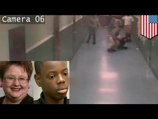 Maestra ordena a estudiantes darle una paliza a otro estudiante