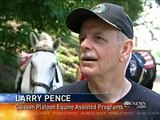 Wounded Warrior Horse Riding Therapy Program 101909