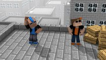 Minecraft Parkour Race Animation! Extreme Parkour Tricks!