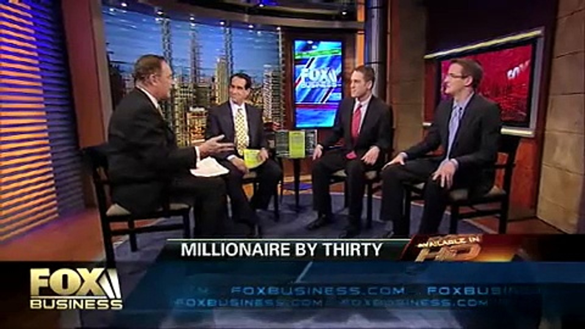 Missed Fortune on Fox Business Channel | Doug, Emron, and Aaron Andrew