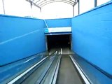 Schindler escalators @ Jerez Norte shopping mall, Jerez de la Frontera, Spain