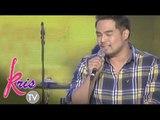 Jed Madela sings 'Wrecking Ball' on Kris TV