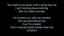E-40 Feat T-Pain _ Kandi Girl - U and Dat - Lyrics - SANFRANCHINO