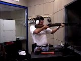 Funny Videos - First Day at the Rifle Range?syndication=228326