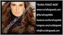 """Nuria Fergó: Duodécimo aniversario de """"Nuria Fergó Web"""""""
