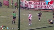 Boca Juniors vs. River Plate: concierto de patadas en el clásico femenino (VIDEO)