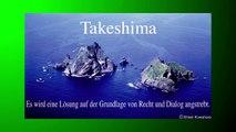 Takeshima - Auf der Suche nach einer Lösung auf der Grundlage von Recht und Dialog