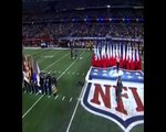 Christina Aguilera Super Bowl Anthem