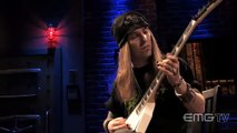 Alexi Laiho performs In Your Face Live at EMGtv