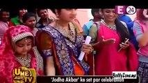Jodha Akbar 12 May 2015 - Jodha Akbar Ke Set Par Hua 500 Episode Purey Honay Ka