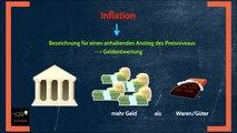 Was ist Inflation und was ist Deflation? Einfach erklärt! | Wirtschaft/BWL/VWL