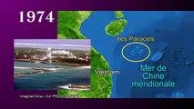 Les manœuvres de la Chine dans les eaux de la région Asie -- Pacifique et la réponse du Japon