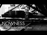 """""""Bruce Brubaker on Philip Glass"""" by Mitch Moore"""