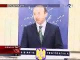 Traian Basescu- Dorin Chirtoacă