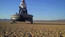 Moto voadora -  Aero X Hoverbike