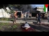 Israel-Palestine Gaza conflict: IDF airstrike hits busy market despite self-declared truce