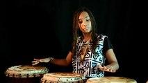 african music clip - SEVEN RIVERS - kalimba 'yellow'