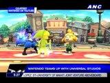 Nintendo ties up with Universal Studios