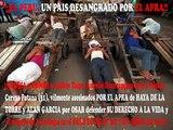 Vida y 4ta Masacre de Alan García: ISLAY x APRA-NOSTRA DE HAYA, GIAMPIETRI Y MANTILLA Y DEL CASTILLO