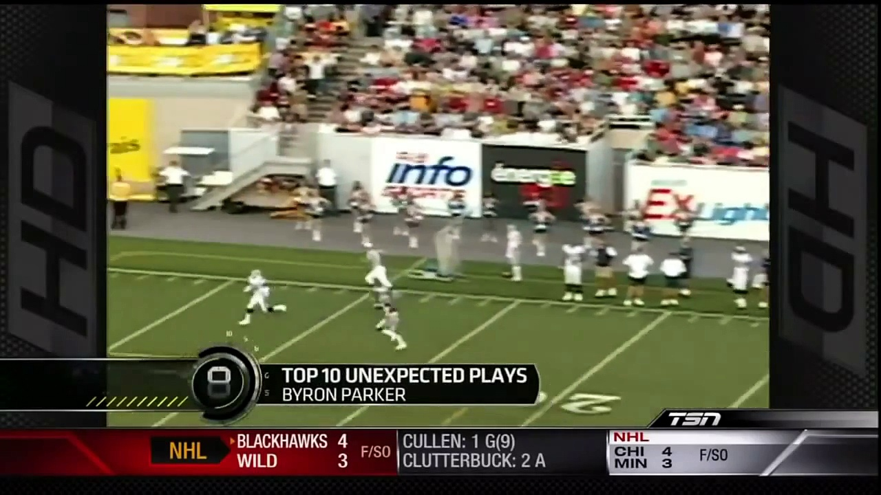 Sports Center Top 10 – Unexpected Sports Moments