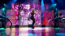 Shakira She Wolf America's Got Talent HD