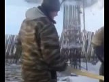 Ice Fishing Russian Style
