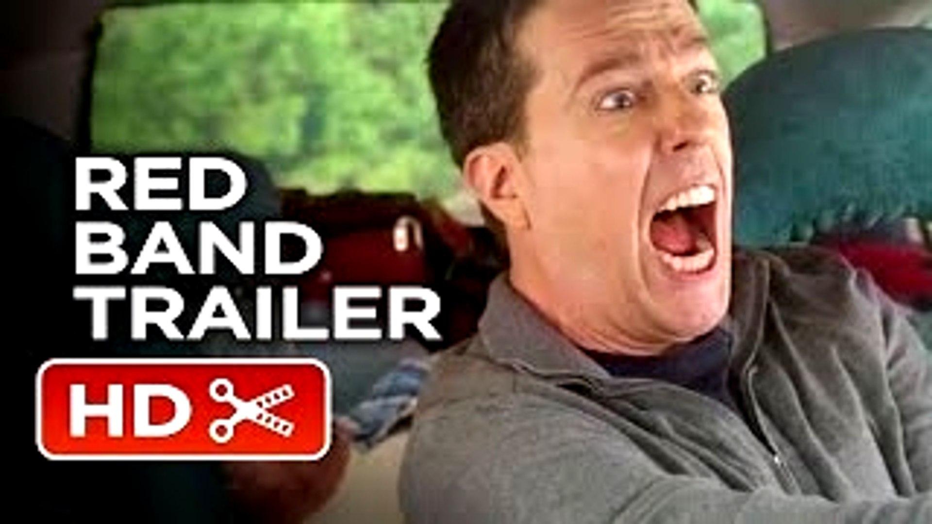 Vacation Official Red Band Trailer #1 (2015) - Ed Helms, Christina Applegate Movie HD