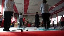 GYM SENIORS au Levallois Sporting Club