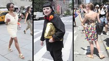 Fried Egg? - On the Street With Bill Cunningham | The New York Times