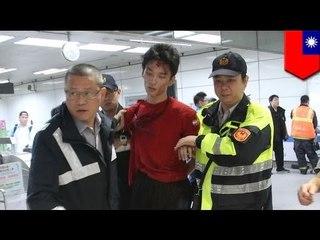 Четверо убиты, два десятка ранены в результате первой массовой поножовщины в тайбэйском метро