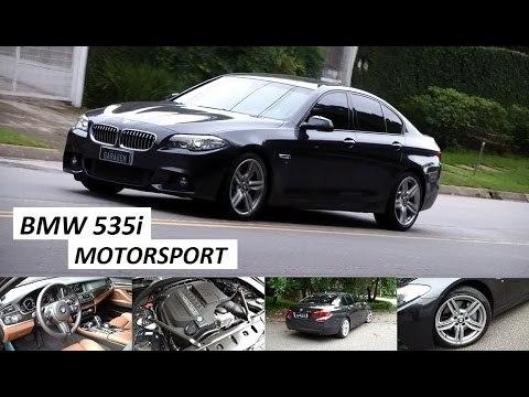 Garagem do Bellote TV: BMW 535i