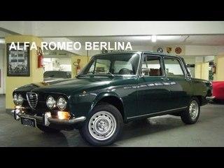 Garagem do Bellote: Alfa Romeo Berlina