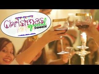 Christmas Special Dinner | Anusha Dandekar