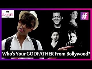 Who Would You Want Your 'Godfather' From The Bollywood Industry? | Sushant Divgikar